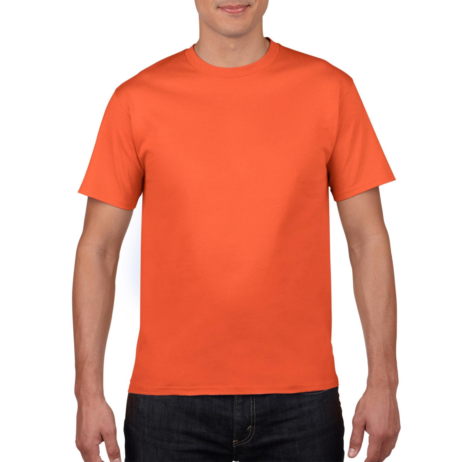Gildan SoftStyle 63000 Kaos Polos Original [Orange]